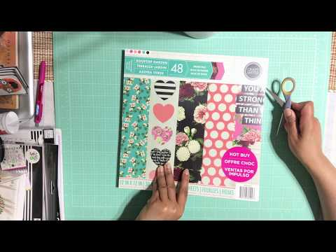 Craft Haul from Micheal's More Hot Buy Paper Pads - Planner Supplies, Washi Tape