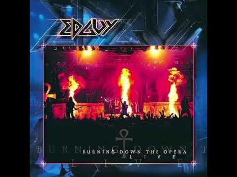 EDGUY - burning down the opera live - full album part 1
