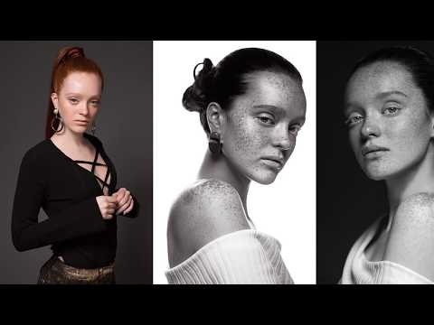 Beauty and Fashion Photography with Jeff Rojas - Видео онлайн