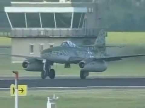 Me262 at the ILA2006 in Berlin (original sound)