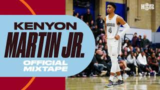 Rockets select img academy's kenyon martin jr. with the 52nd overall pick in nba draft. watch his highlights courtesy of b/r hoops. subscribe: https://w...