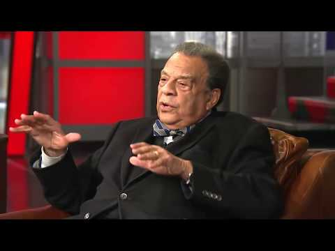 Interview with Andrew Young | Inside The NBA | NBA on TNT