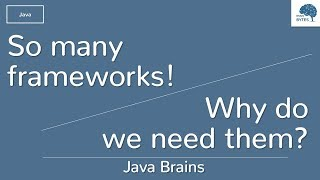 What is the difference between frameworks and libraries?
