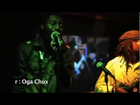 OGA CHUX - Round N Round (LIVE)