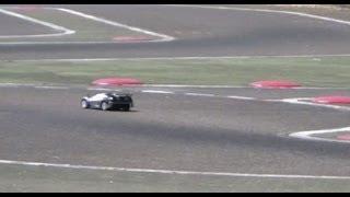 Traxxas Nitro 4-Tec @ race track [OnRoad Track]