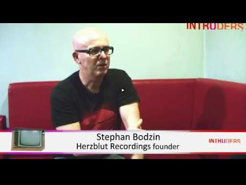 Stephan Bodzin about Herzblut family, album concept and production level