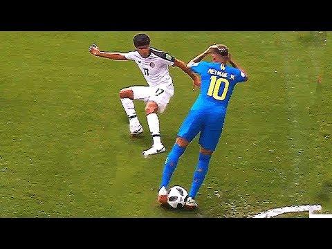 14 Dribles de Neymar que Chocaram os Brasileiros