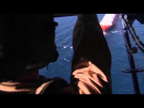 Raw: Ships Remove Syrian Chemical Weapons