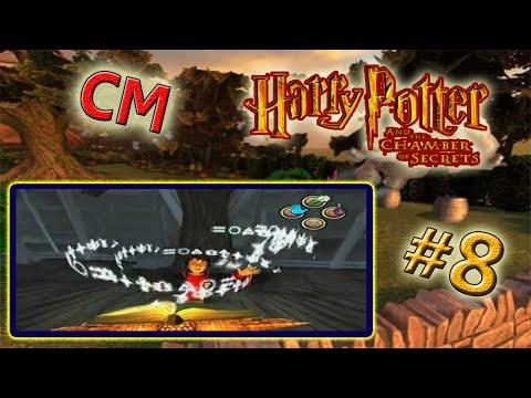 (PS2) Harry Potter e la Camera dei Segreti - Parte 8 - Diffindo