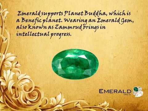 Supernatural Benefits of Emerald Gemstone