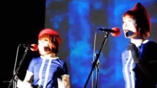 ステレオフォニックシアターによるトラッシュキャン・シナトラズのカヴァー「Obscurity Knocks」のショートバージョンです。 http://www.myspace.com/less...