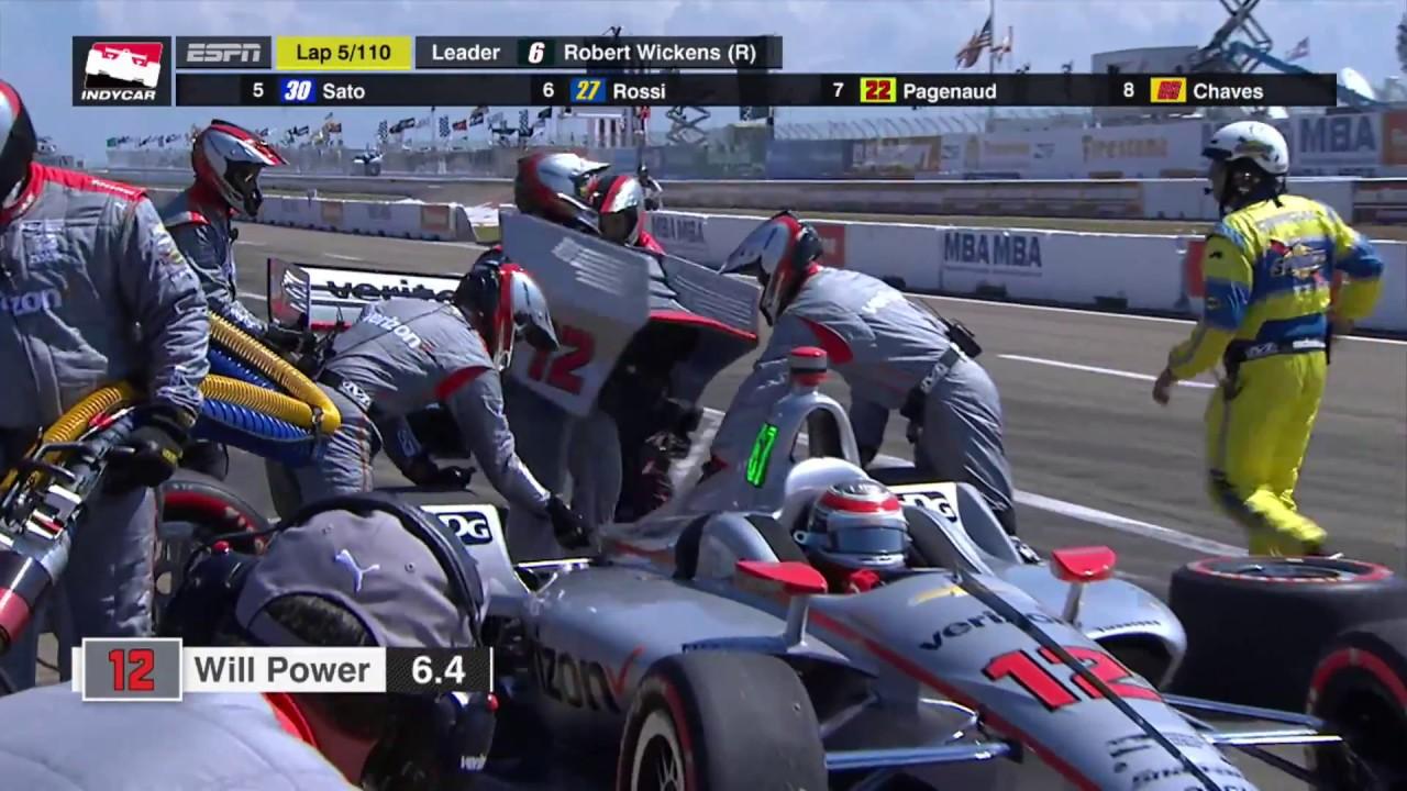 Firestone Grand Prix - St. Pete