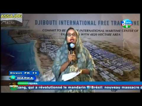 Djibouti: Djibouti international free trade zone