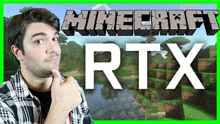 Ho provato MINECRAFT con RTX ON