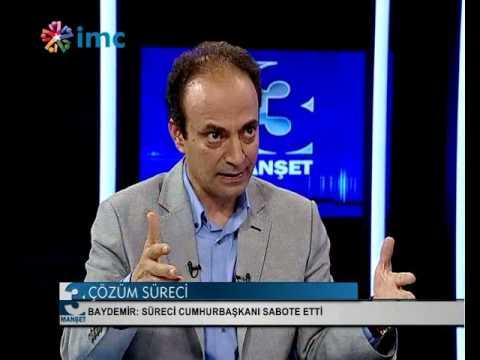 Üç Manşet - Osman Baydemir (21 Mayıs 2015)