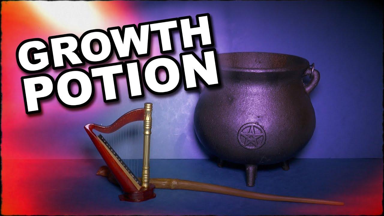 Elixir of giant growth
