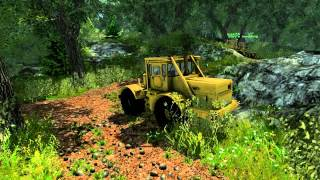 Farming Simulator 2013 Two-River The universe of an enchanted