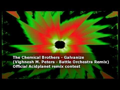 Galvanize (Vighnesh M. Peters Battle Orchestra Remix)
