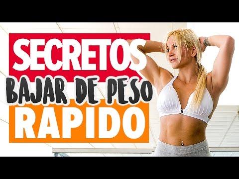 CÓMO ADELGAZAR: Secretos para bajar de peso rápido | How to lose fat?