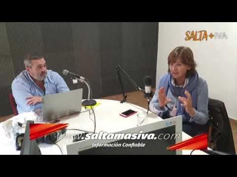 entrevista a Virginia Cornejo, Diputada Nacional