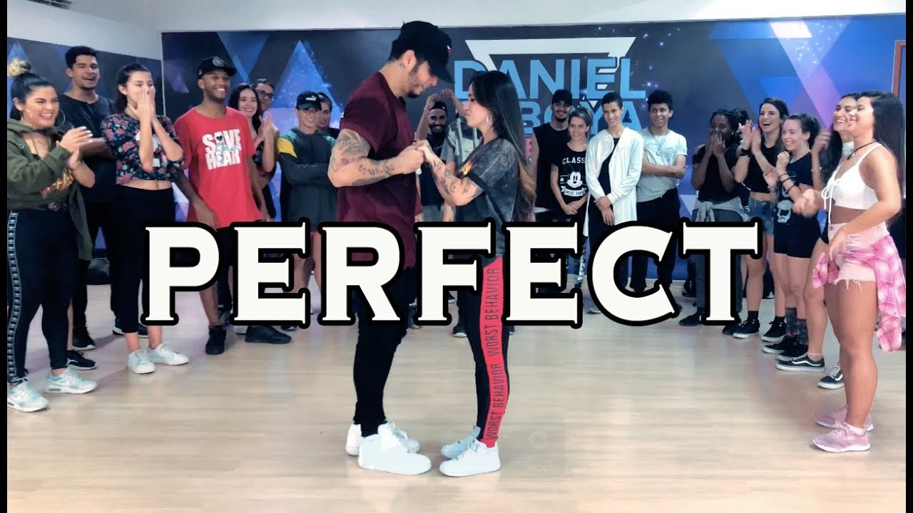 Ed Sheeran - Perfect (Coreografia) Cleiton Oliveira | IG: @cleitonrioswag #1