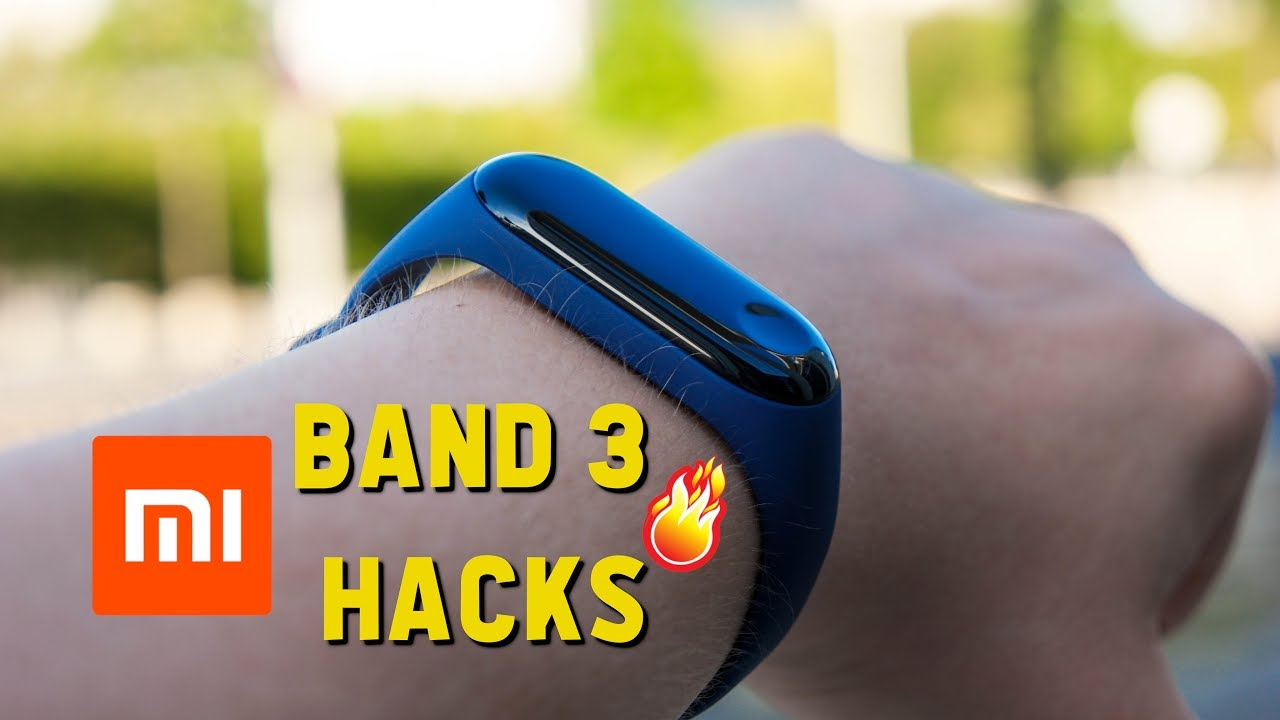 Xiaomi Mi Band 3 - FREE HACKS (Tipps & Tricks Deutsch) | CH3