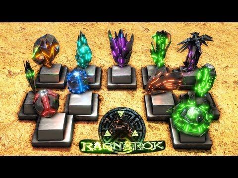 ALLE ARTIFACTS VERZAMELD!? - ARK Ragnarok #60