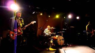 FEEDER. Sunrise.HD. Live @ The Lemon Grove Exeter 30/1 /2012