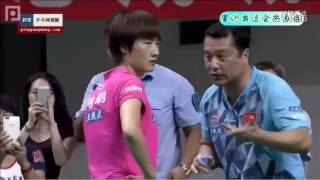 2016 China warm-up matches for Rio Olympics: DING Ning - YANG Sheng [Full Match/Chinese]