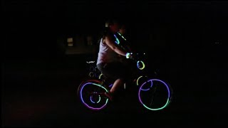 Behind The Scenes: The Glow Ride with Lifecycle