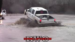 CRAZY 8 IS FLOODED!!  RIVER RUN ATV PARK NEW YEARS EVE!!