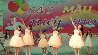 HTBCSV - KHOA HỌC TỰ NHIÊN  ĐHQG - HCM - Chong chóng gió