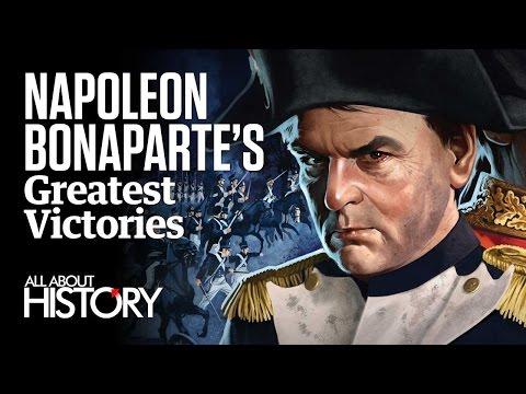 Napoleon Bonaparte   Greatest Victories