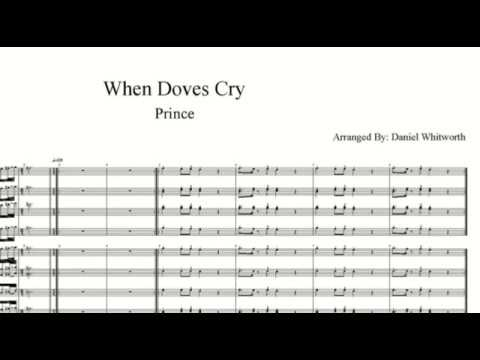 When Doves Cry Audio Visual - YouTube