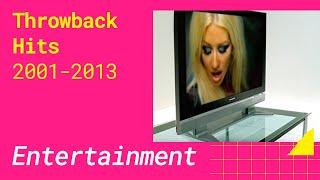 THROWBACK SONGS (JANUAR 2001 - 2013) - Linkin Park, Seeed & Flo Rida (THROWBACK THURSDAY)