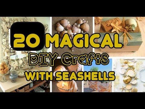 20-magical-diy-crafts-with-seashells