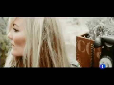 """Amaia Montero Telediario TVE (15-7-2014) - Videoclip Palabras Y """"Si Dios Quiere, Yo También"""""""