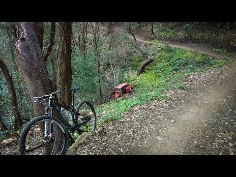 John Nicholas Trail, Sanborn County Park