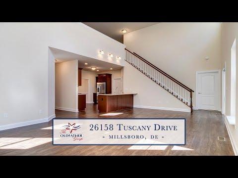 Property Exclusive: 26158 Tuscany Drive, Millsboro, DE 19966