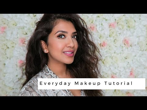 Everyday Makeup | Step by Step Tutorial | Vithya Hair and Makeup