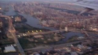 TAKE OFF FROM LA GUARDIA AIRPORT NEW YORK
