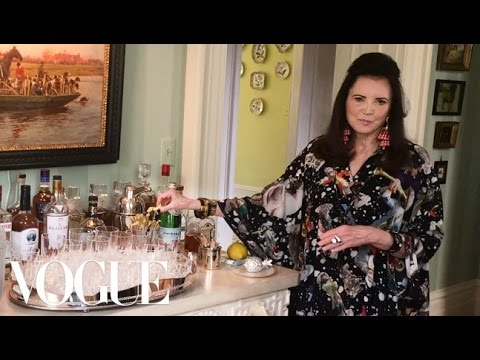 7 Rules for Throwing the Perfect Cocktail Party With Southern Charm's Patricia Altschul