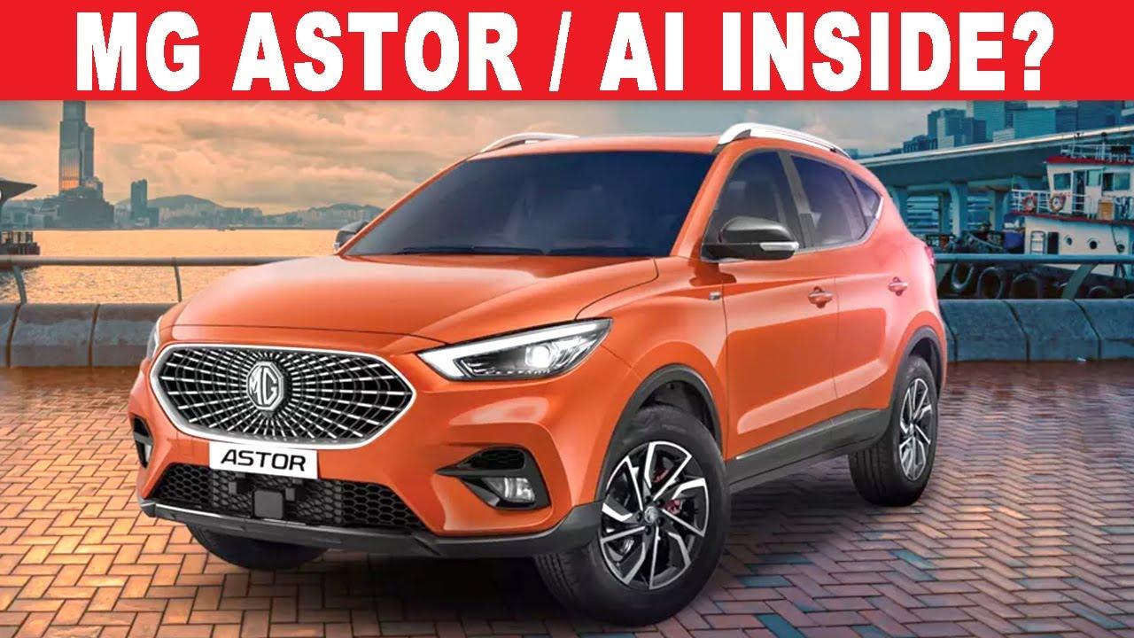 MG Astor | Artificial Intelligence Inside? | Walk Around | Motor Vikatan
