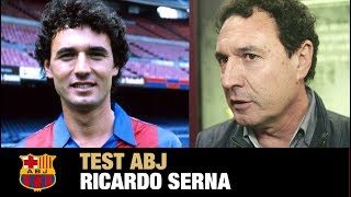 Test Abj: Ricardo Serna