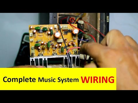 Complete Home Theater Wiring Solution - Best Tutorial - YouTube