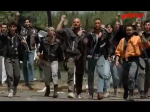 Ultra'   Film capolavoro di Ricky Tognazzi - rissa finale tifoserie