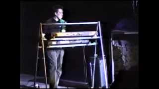 Агата Кристи 1988 10 16 3 й фестиваль Свердловского рок клуба