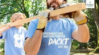 Krombacher Naturstarter Startnext Crowdfunding
