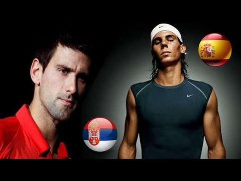 Rafael Nadal vs Novak Djokovic - WINNER Monte Carlo 2013 FINAL MATCH