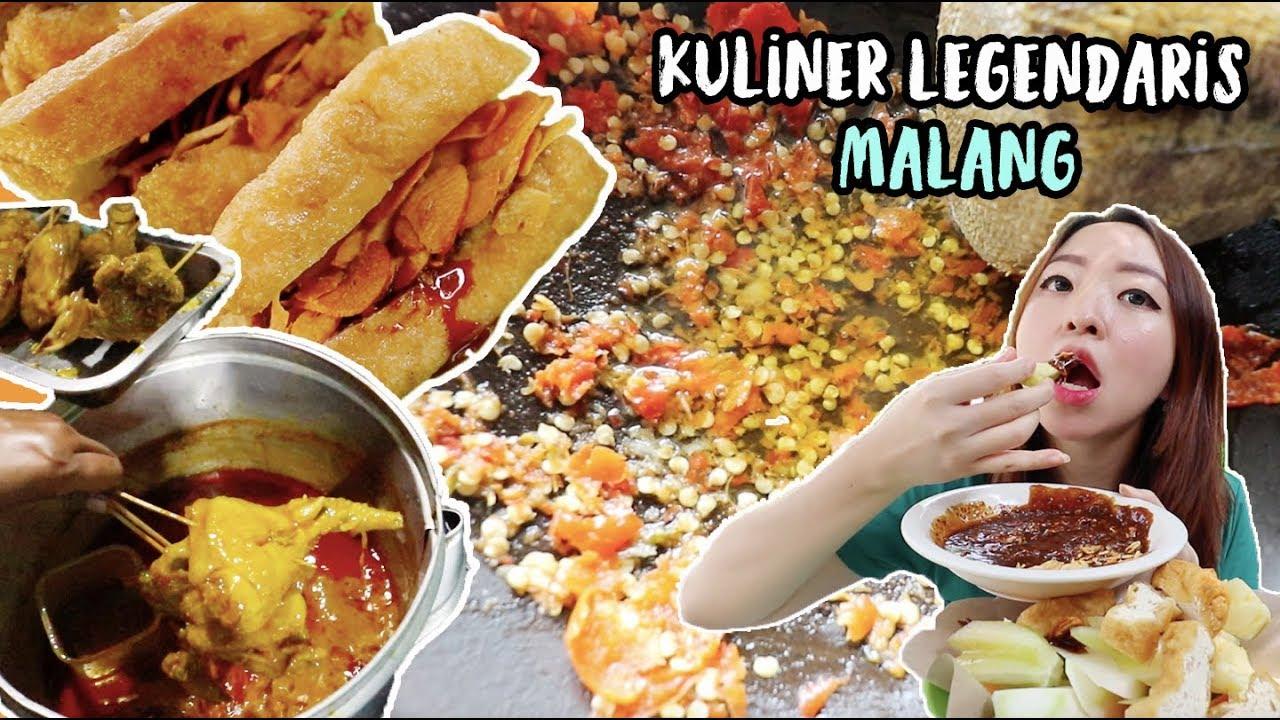 50 Tahun Dan Tetap Laris Top 3 Kuliner Malang Yang Wajib Dicoba Bonus Feature